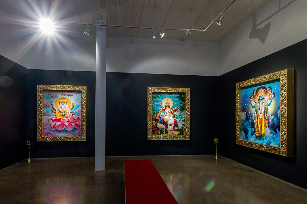 Exhibition Image (Photograph by Randhy Rodriguez)