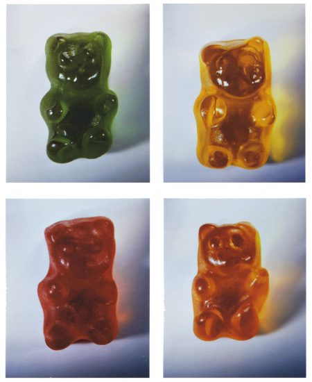 Vik Muniz, Gummy Bears