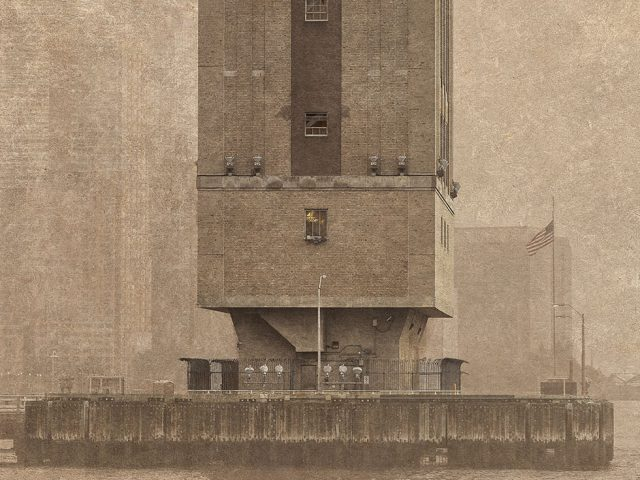 Marc Yankus, Holland Tunnel Tower