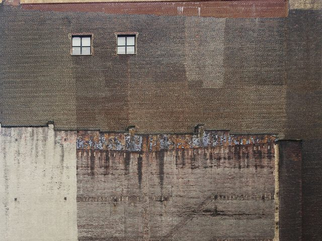 Marc Yankus, Side of Building