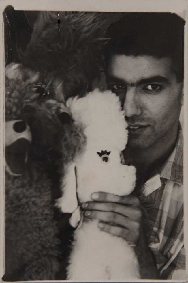 Untitled (Tabboo! with Stuffed Animals)