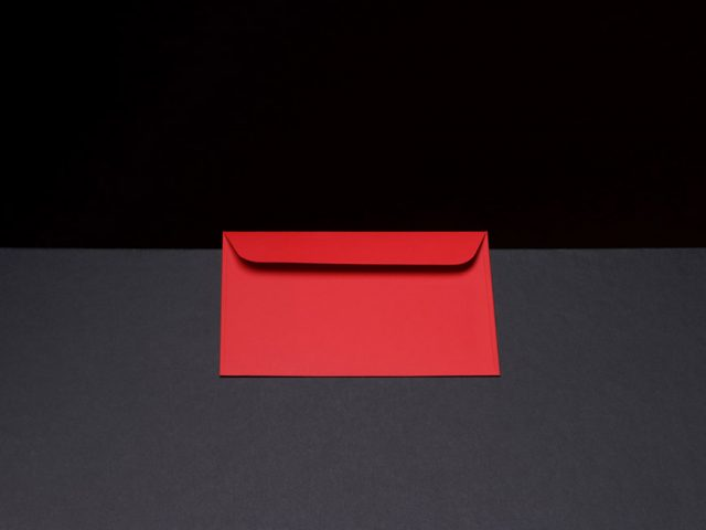 Vadim Gushchin, Colored Envelopes #4