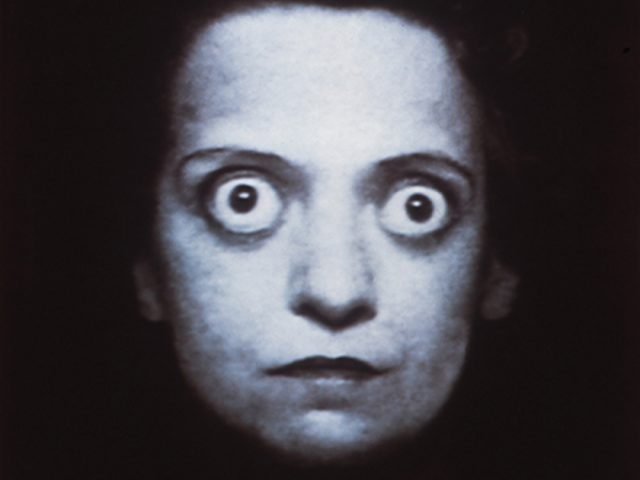 Nancy Burson, Untitled (Bug-Eyed Woman)