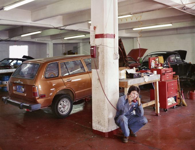 "Janet Delaney, Labyris Auto Repair, ""Complete Car Care By Women"", 240 6th Street"