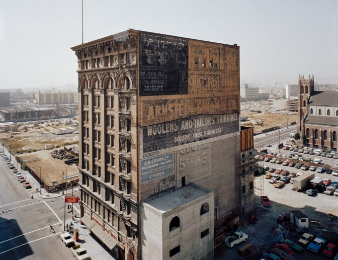 Janet Delaney, Mercantile Building, Mission and 3rd Streets