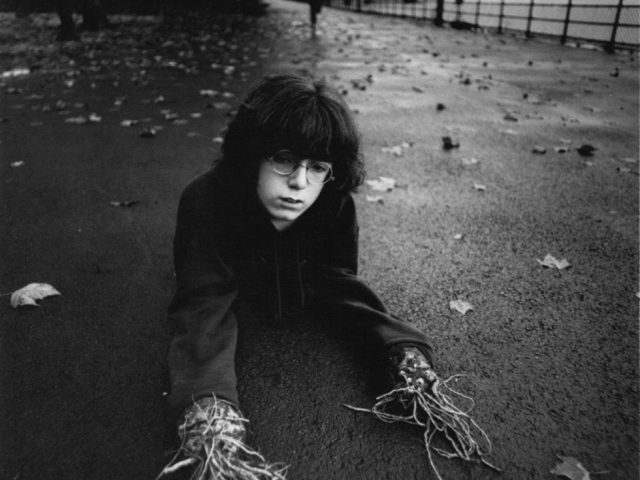 Arthur Tress, Boy with Root Hands