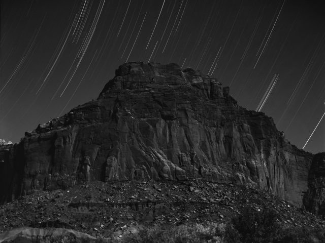 Christopher Churchill, Zion at Night