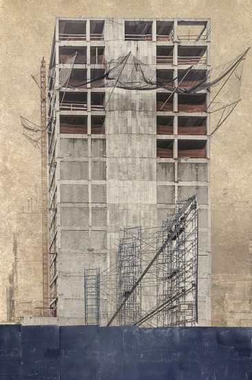 Marc Yankus, Building under construction