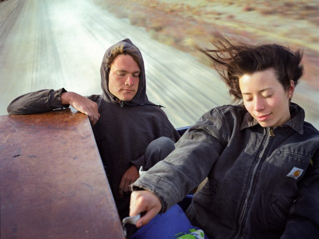 Adrain Chesser, In The Back Of The Truck, Nevada