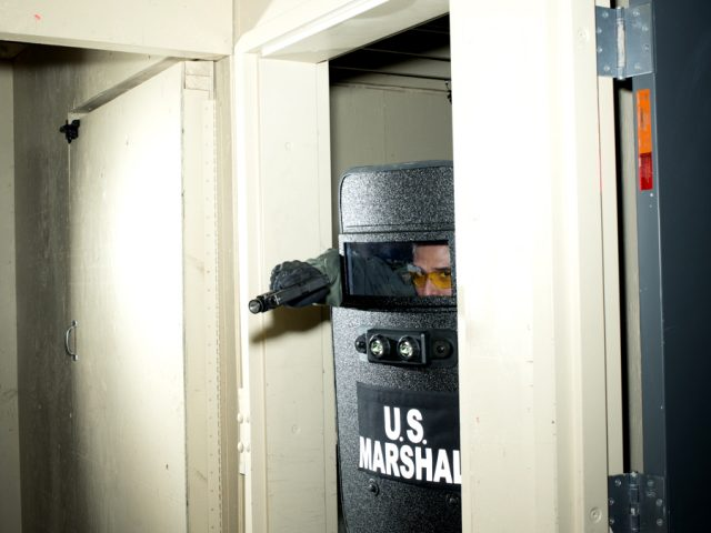 Brian Finke, Untitled (U.S. Marshals, Los Angles, #046)