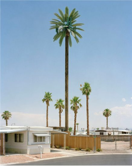 Robert Voit, Mobile Home Park, Las Vegas, Nevada