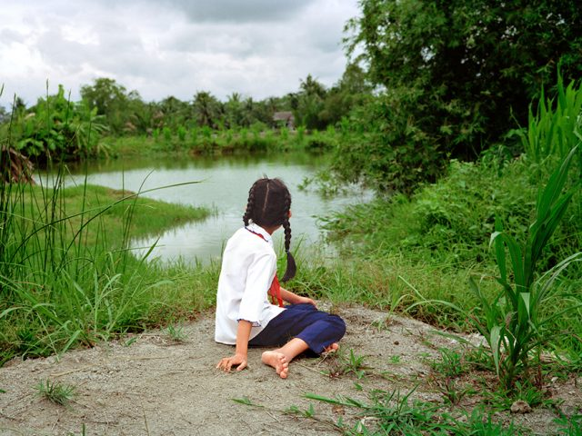 Pipo Nguyen-duy, Girl by the River