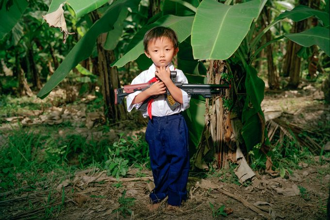 Pipo Nguyen-duy, Tiny Soldier