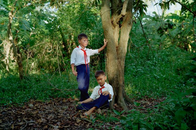 Pipo Nguyen-duy, Two Boys