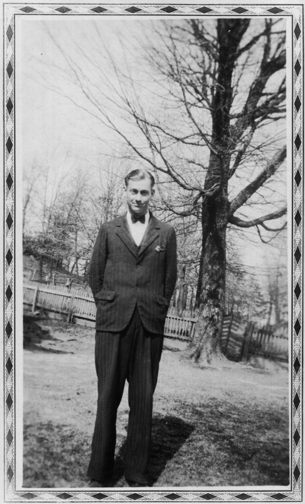 Untitled (Man in suit)