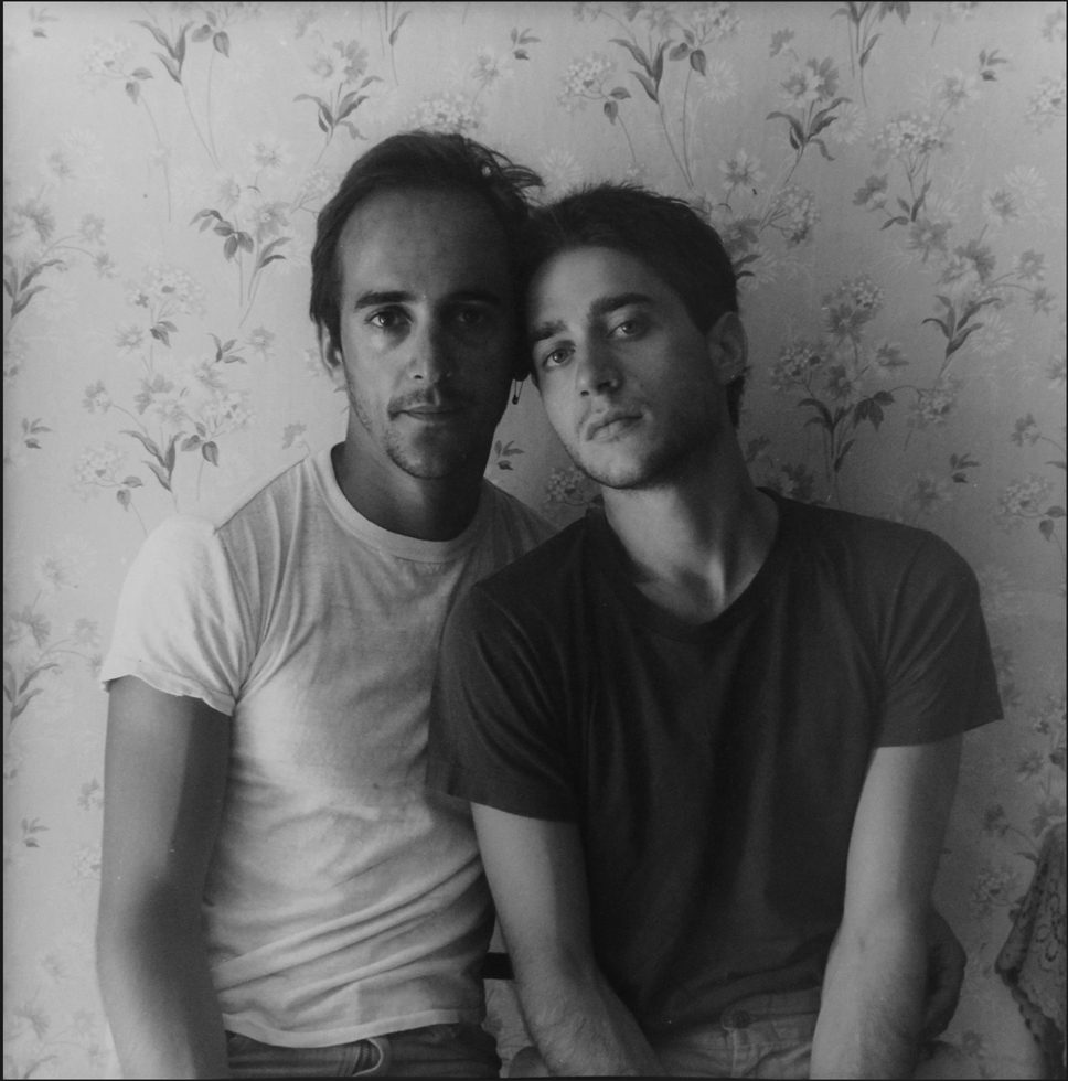 Bruce and George, Provincetown