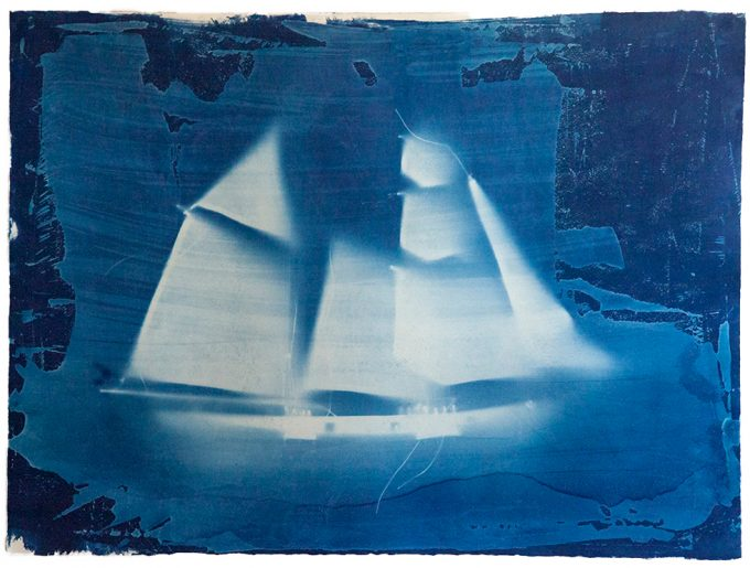Brian Buckley, Untitled (Ghost Ship II)