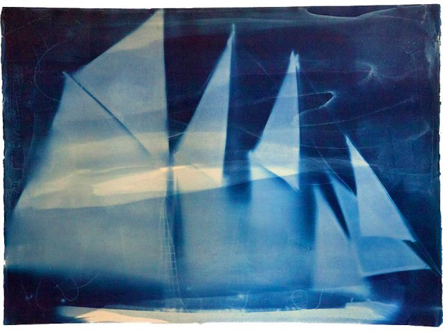 Brian Buckley, Untitled (Ghost Ship III)