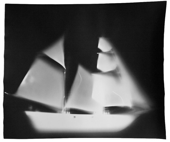 Brian Buckley, Ghost Ship III (Odyssey)