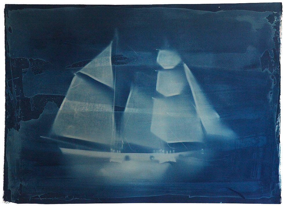 Brian Buckley, Untitled (Ghost Ship IV)