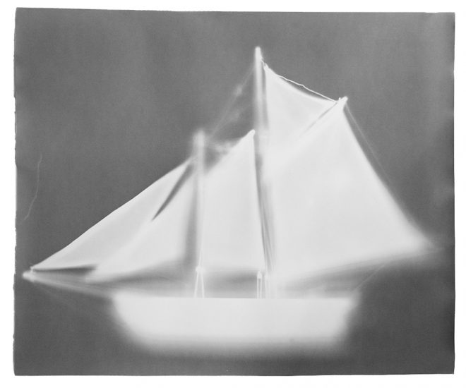 Brian Buckley, Ghost Ship IV (Odyssey)