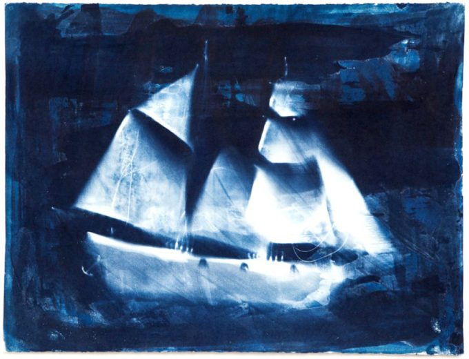 Brian Buckley, Untitled (Ghost Ship V)