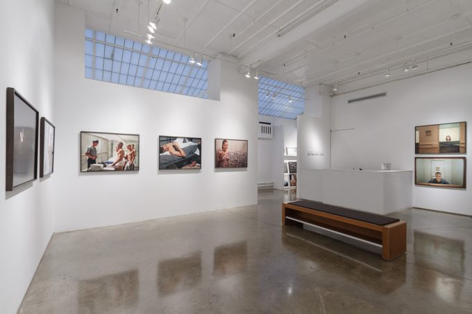 Randhy Rodriguez, Luke Smalley installation image