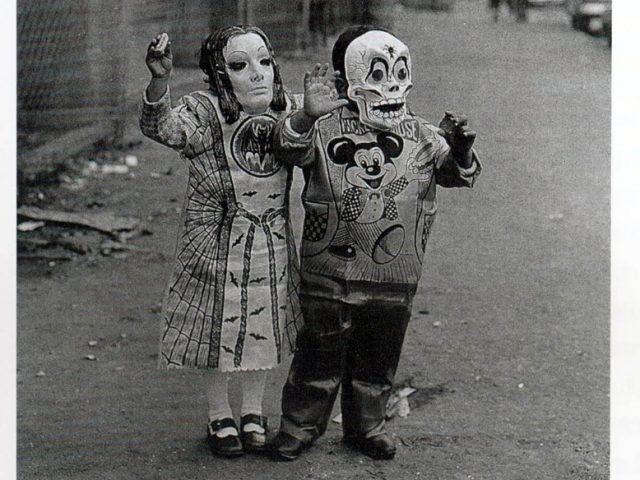Arthur Tress, Masked Children