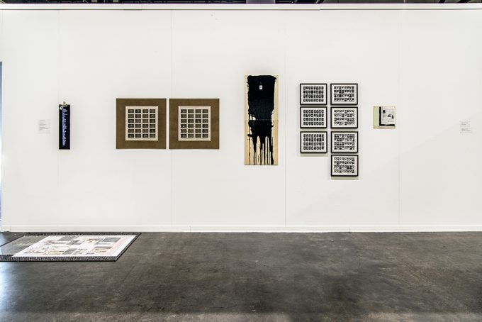 Andre Bradley, Installation Image