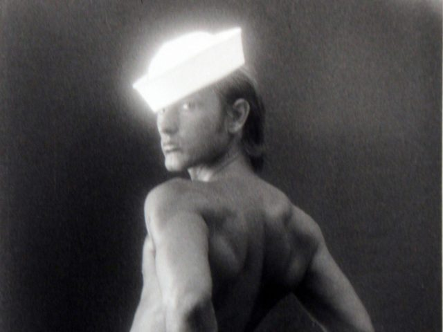 Peter Berlin, Self Portrait as Sailor