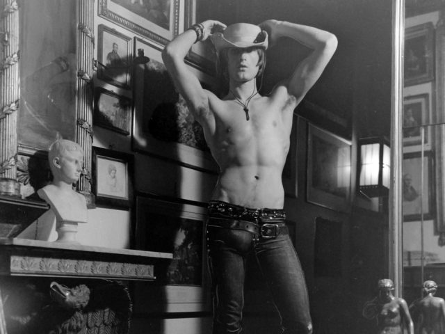 Peter Berlin, Self Portrait as Urban Cowboy