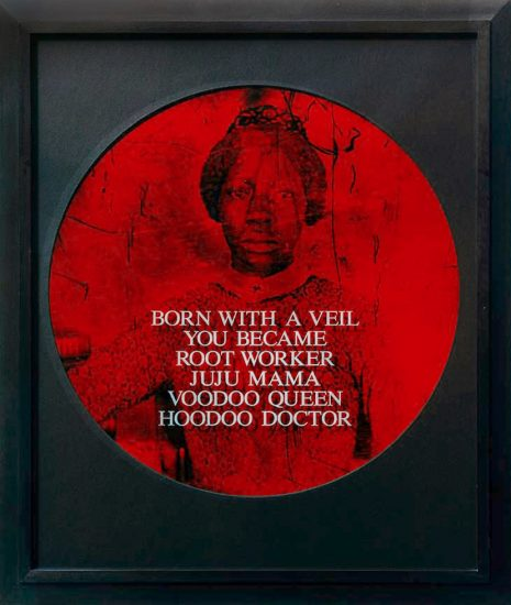 Born With a Veil You Became Root Worker Juju Mama Voodoo Queen Hoodoo Doctor