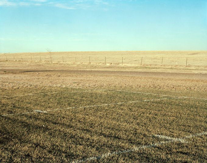 William Wylie, Prairie Field, Looking Northeast
