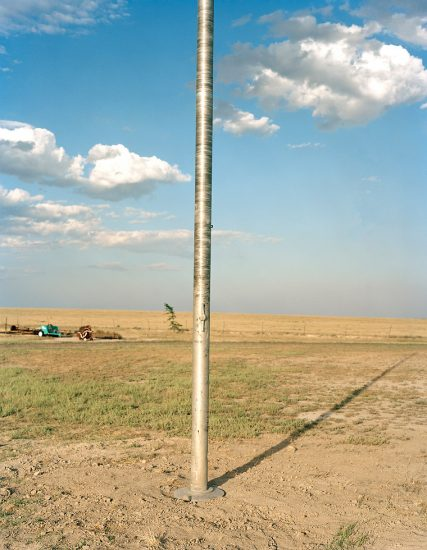 William Wylie, Prairie Flagpole