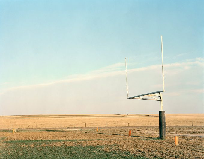 William Wylie, Prairie Field Looking Southeast