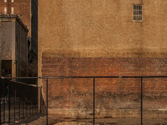 Mark Yankus, South Village Fence