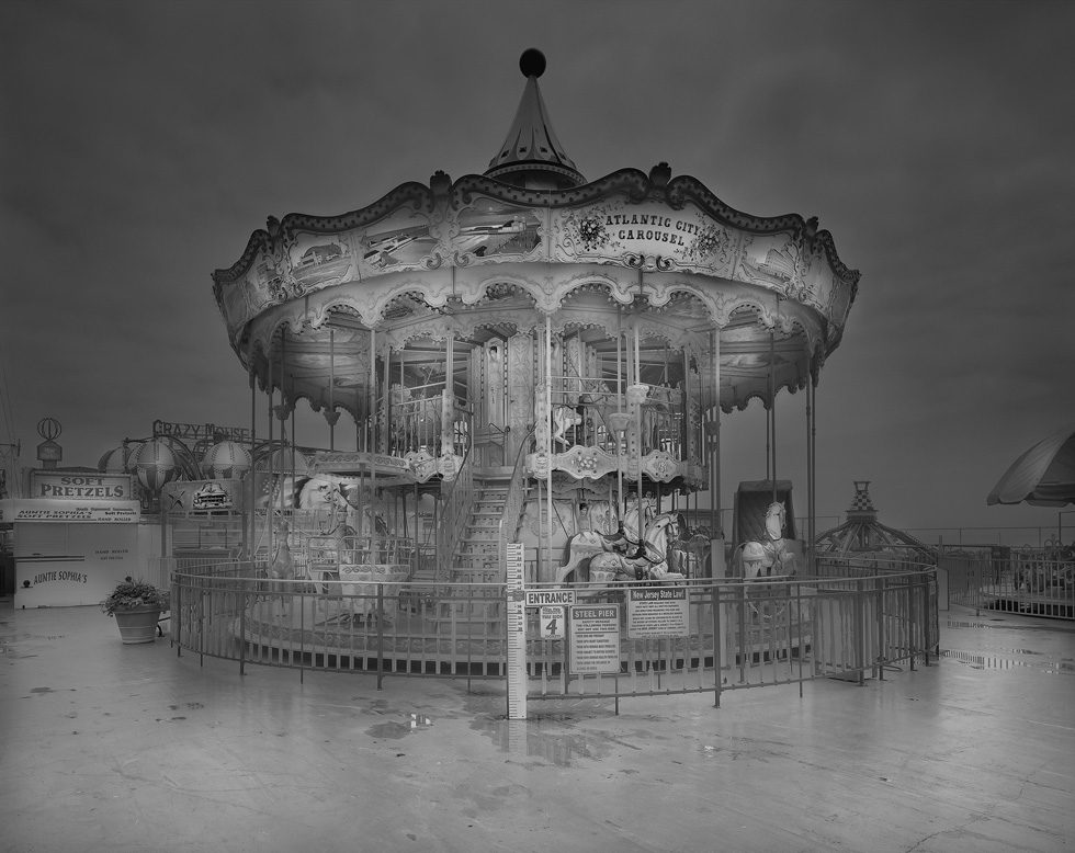 Atlantic City Carousel