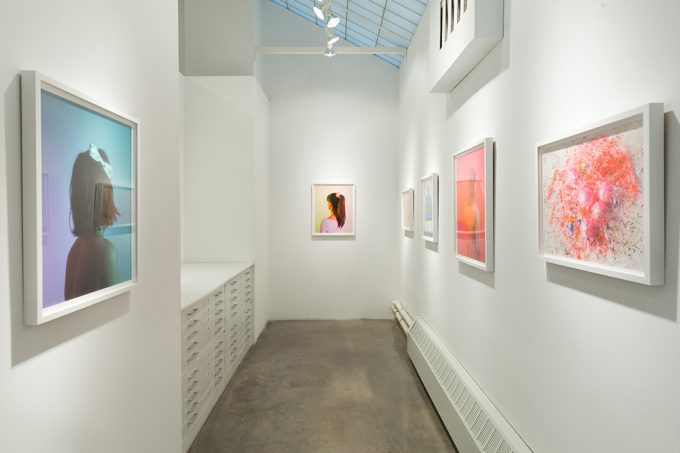 Pink Crush, Installation Image 3