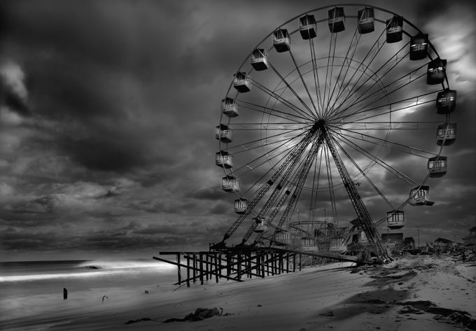 Michael Massaia, Funtown Pier Remnants