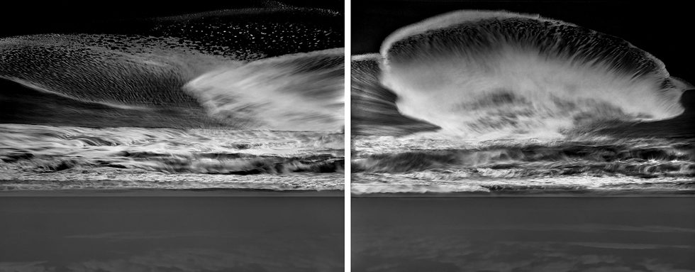 Atomic Tide (Diptych)