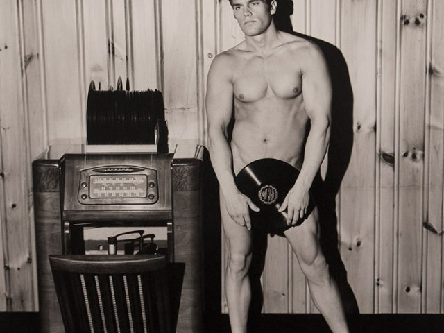 Walter Briski, Jr., Man with Jukebox