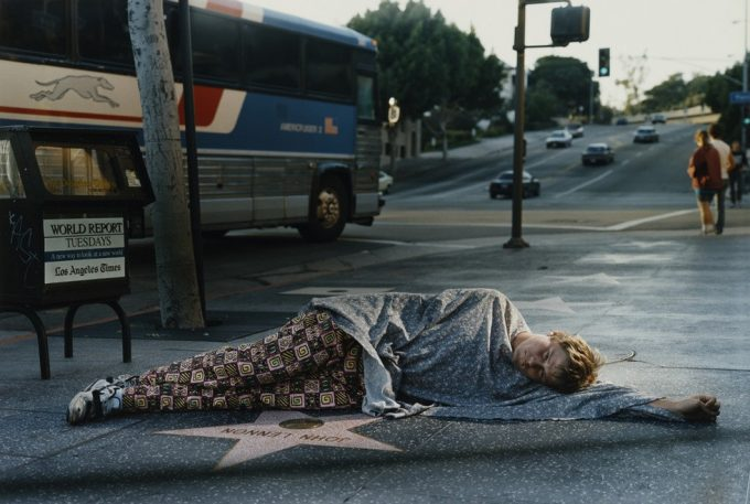 Philip-Lorca diCorcia, Major Tom, 20 years old, Kansas City, Kansas, $20, Hustlers