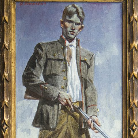 Mark Beard, [Bruce Sargeant] Man with Gun