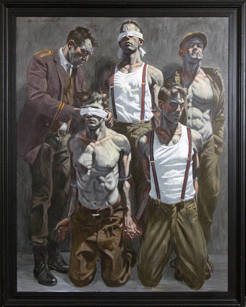 Mark Beard, [Bruce Sargeant] Prisoners