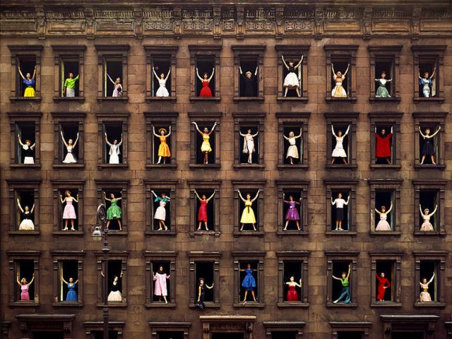 Ormond Gigli, Girls in the Windows