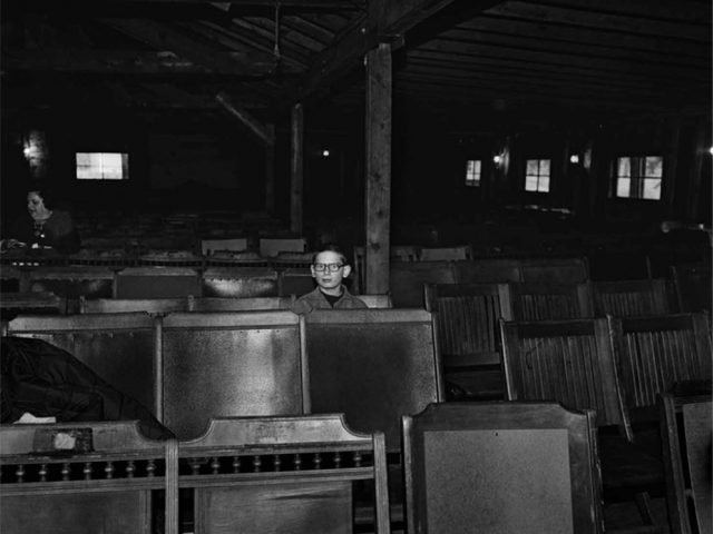 Henry Horenstein, Boy Alone