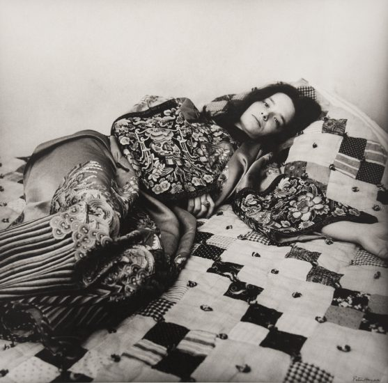 Peter Hujar, Portrait of Poet Anne Waldman