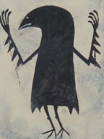 Scott Daniel Ellison, Crow Dance, Witch Hazel