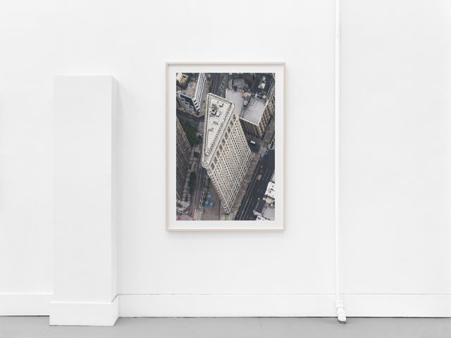 Marc Yankus, New York Unseen, Installation Image I