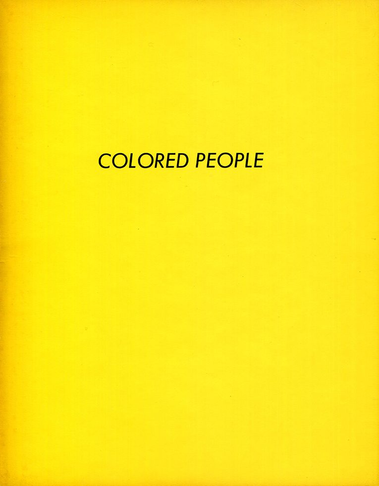 Colored People